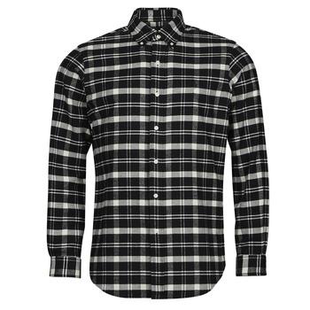 衣服 男士 长袖衬衫 Polo Ralph Lauren PERINE 黑色
