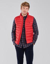 衣服 男士 羽绒服 Polo Ralph Lauren PEROLINA 红色