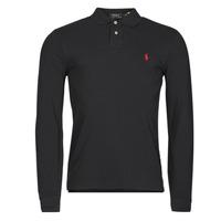 衣服 男士 长袖保罗衫 Polo Ralph Lauren TREKINA 黑色