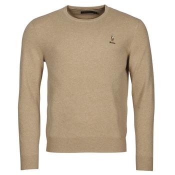 衣服 男士 羊毛衫 Polo Ralph Lauren SOLIMMA 驼色
