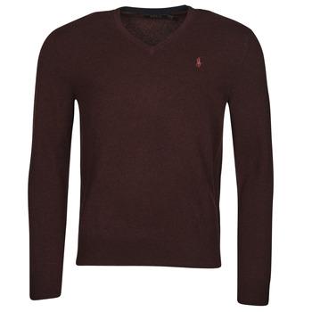 衣服 男士 羊毛衫 Polo Ralph Lauren SOLIMMA 波尔多红