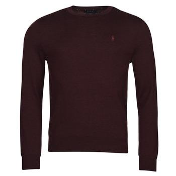 衣服 男士 羊毛衫 Polo Ralph Lauren AMIRAL 波尔多红