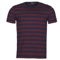衣服 男士 短袖体恤 Polo Ralph Lauren POLINE 海蓝色 / 波尔多红