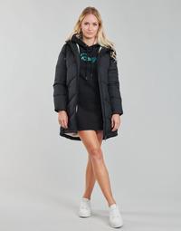 衣服 女士 大衣 Roxy 罗克西 STORM WARNING 黑色