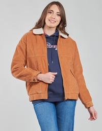 衣服 女士 夹克 Roxy 罗克西 READY TO GO COR 棕色