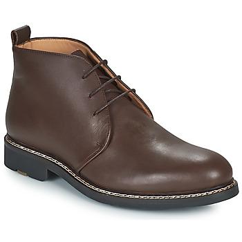 鞋子 男士 德比 Pellet MIRAGE 棕色
