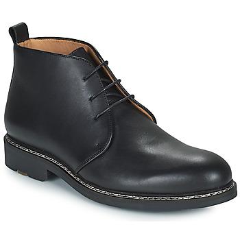 鞋子 男士 德比 Pellet MIRAGE 黑色