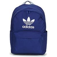包 双肩包 Adidas Originals 阿迪达斯三叶草 ADICOLOR BACKPK 蓝色
