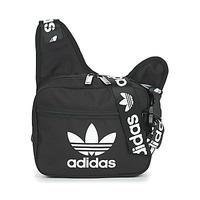 包 小挎包 Adidas Originals 阿迪达斯三叶草 AC SLING BAG 黑色