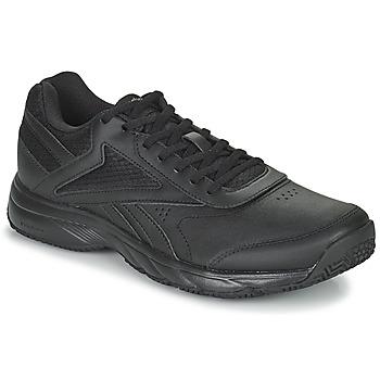 鞋子 男士 球鞋基本款 Reebok 锐步 WORK N CUSHION 4.0 黑色