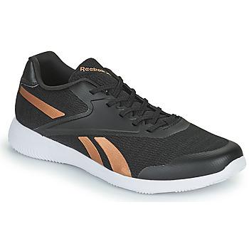 鞋子 女士 跑鞋 Reebok 锐步 Reebok Stridium 黑色 / 金色