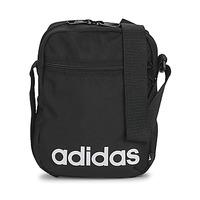 包 小挎包 adidas Performance 阿迪达斯运动训练 LINEAR ORG 黑色