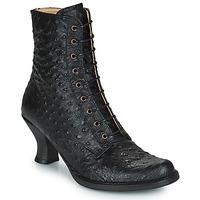 鞋子 女士 短靴 Neosens ROCOCO 黑色
