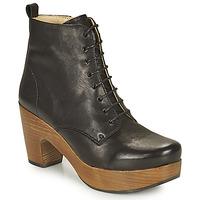 鞋子 女士 短靴 Neosens ST LAURENT 黑色
