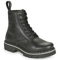 鞋子 短筒靴 Art MARINA 黑色