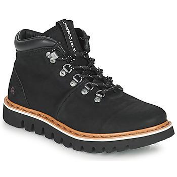 鞋子 短筒靴 Art TORONTO 黑色