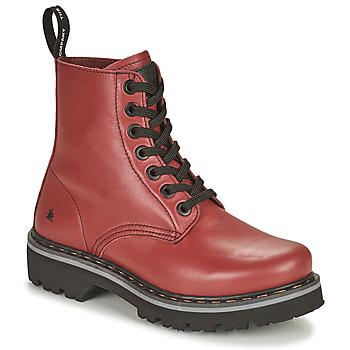 鞋子 女士 短筒靴 Art MARINA 波尔多红