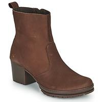 鞋子 女士 短靴 Art CAMDEN 棕色