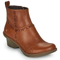 鞋子 女士 短靴 Art OTEIZA 棕色