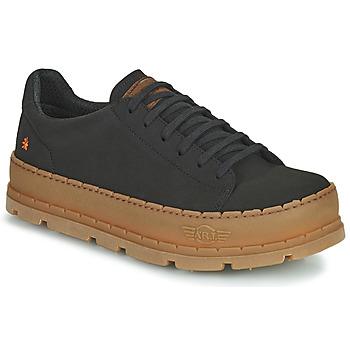 鞋子 男士 球鞋基本款 Art BLUE PLANET 黑色