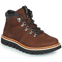 鞋子 短筒靴 Art TORONTO 棕色