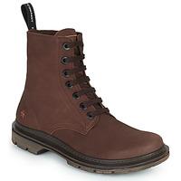 鞋子 短筒靴 Art BIRMINGHAM 棕色