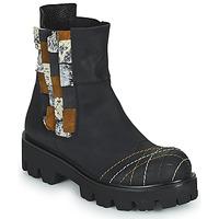 鞋子 女士 短筒靴 Papucei WELS 黑色
