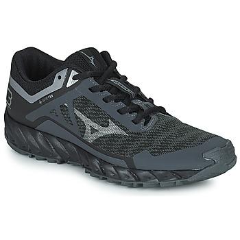 鞋子 女士 跑鞋 Mizuno 美津浓 WAVE IBUKI 3 GTX 黑色