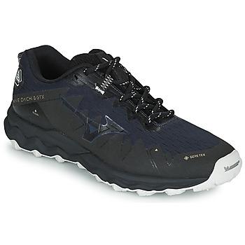 鞋子 男士 跑鞋 Mizuno 美津浓 WAVE DAICHI 6 GTX 黑色