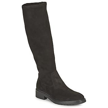 鞋子 女士 都市靴 Unisa EDANA 黑色