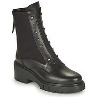 鞋子 女士 短筒靴 Unisa JARBE 黑色