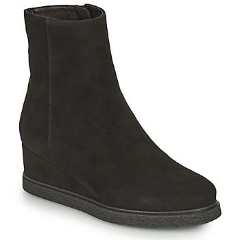 鞋子 女士 短靴 Unisa JUSTEL 黑色