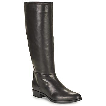 鞋子 女士 都市靴 Unisa BLEND 黑色