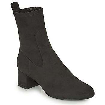 鞋子 女士 短靴 Unisa LAJUAR 黑色