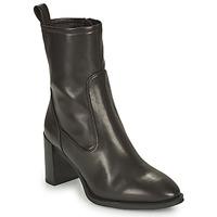 鞋子 女士 短靴 Unisa UNTIL 黑色