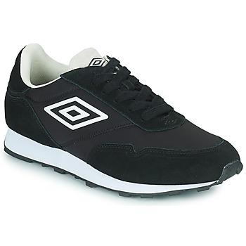 鞋子 男士 球鞋基本款 Umbro 茵宝 KARTS 黑色