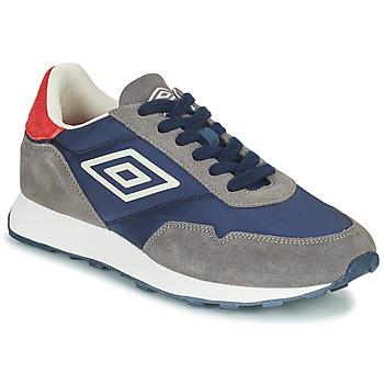 鞋子 男士 球鞋基本款 Umbro 茵宝 KARTS 灰色 / 蓝色