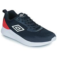 鞋子 男士 球鞋基本款 Umbro 茵宝 LAGO 蓝色 / 红色