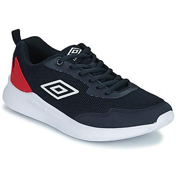 鞋子 儿童 球鞋基本款 Umbro 茵宝 LAGO LACE 蓝色 / 红色