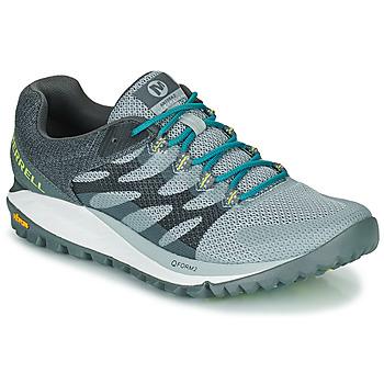 鞋子 女士 球鞋基本款 Merrell 迈乐 ANTORA 2 灰色 / 蓝色