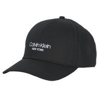 纺织配件 鸭舌帽 Calvin Klein Jeans CK NY BB CAP 黑色