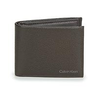 包 男士 钱包 Calvin Klein Jeans WARMTH BIFOLD 5CC W/COIN 棕色