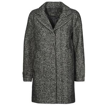 衣服 女士 大衣 Chattawak WORKA 灰色 / 黑色