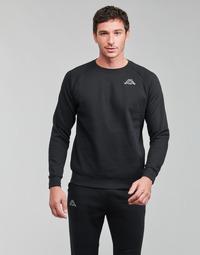 衣服 男士 卫衣 Kappa 卡帕 CAIMALI 黑色