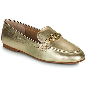 鞋子 女士 皮便鞋 Lauren Ralph Lauren AVERI 金色