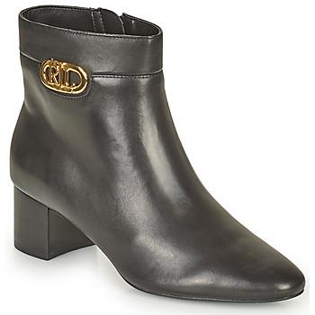 鞋子 女士 短靴 Lauren Ralph Lauren WYNNIE 黑色