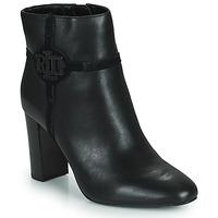 鞋子 女士 短靴 Lauren Ralph Lauren MARLEIGH 黑色
