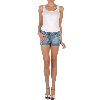 衣服 女士 短裤&百慕大短裤 Brigitte Bardot JUE 蓝色