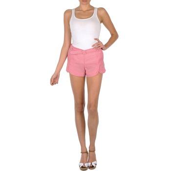 衣服 女士 短裤&百慕大短裤 Brigitte Bardot MAELA 玫瑰色
