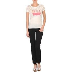 衣服 女士 紧身牛仔裤 Levi's 李维斯 CL DC SLIM 5 PKT 黑色